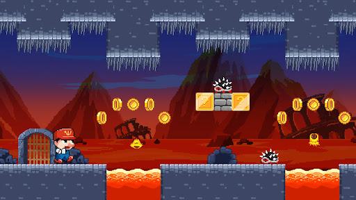 Mano Jungle Adventure: Classic Arcade Game 1.0.9 screenshots 16