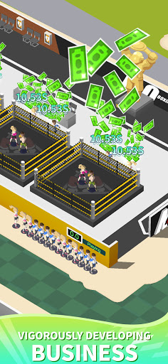 Idle GYM Sports - Fitness Workout Simulator Game  screenshots 14