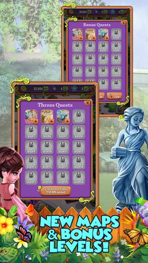 Mahjong Gardens: Butterfly World screenshots 14