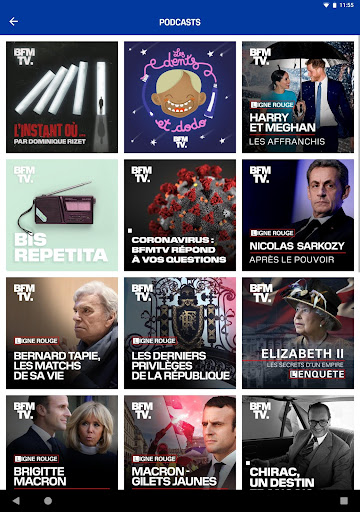 BFMTV - Actualitu00e9s France et monde & alertes info 7.2.0 Screenshots 21