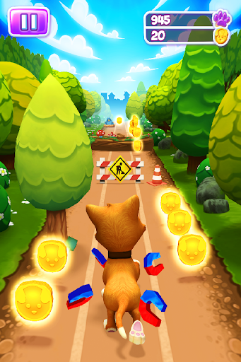 Pet Run - Puppy Dog Game  screenshots 1