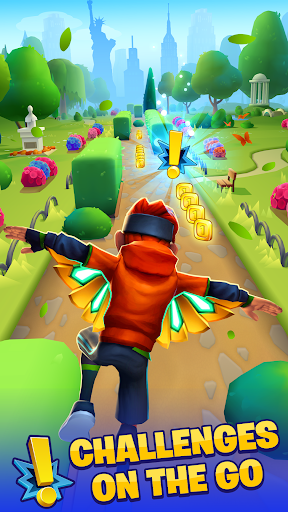 MetroLand - Endless Arcade Runner  screenshots 12