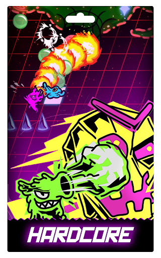 Floyd's Sticker Squad - Time Travelling Shooter screenshots 13