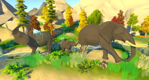 VR Zoo Wild Animals in Virtual Reality Polygon  screenshots 7