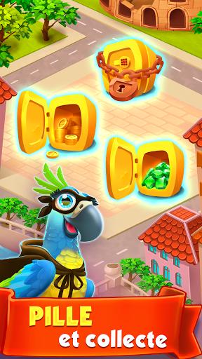 Télécharger Gratuit Spin Voyage - Lancez la roue pour des pièces ! mod apk screenshots 5
