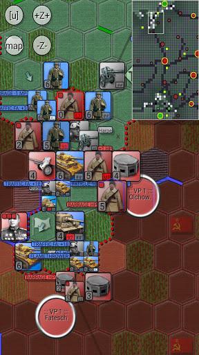 Kursk Biggest Tank Battle (turn-limit) 6.0.2.0 screenshots 12