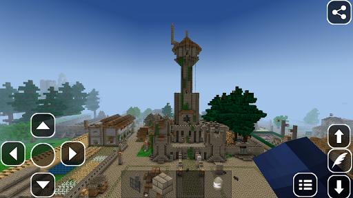 Micro Craft : Block House Craft screenshots 1