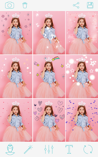 Princess Camera Glitter ud83dudc51 1.2.8 Screenshots 6