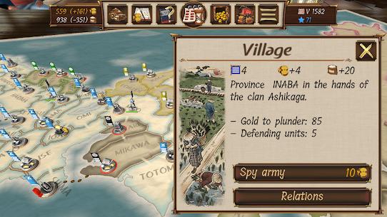 Shogun's Empire: Hex Commander Mod Apk 1.9.1 (Unlimited Gold/Rice/Honors) 3