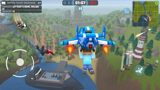 Mad GunZ - Battle royale & shooting games
