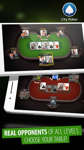 City Poker: Holdem, Omaha  screenshots 5