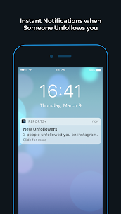 Reports+ Followers Analytics for Instagram 4