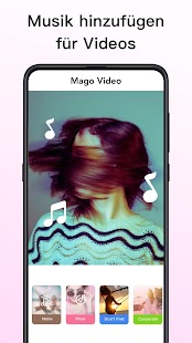 Video Editor &Star Maker,Magic Effekte - MagoVideo Screenshot