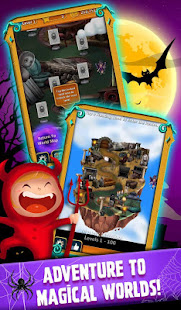 Solitaire Story: Monster Magic Mania