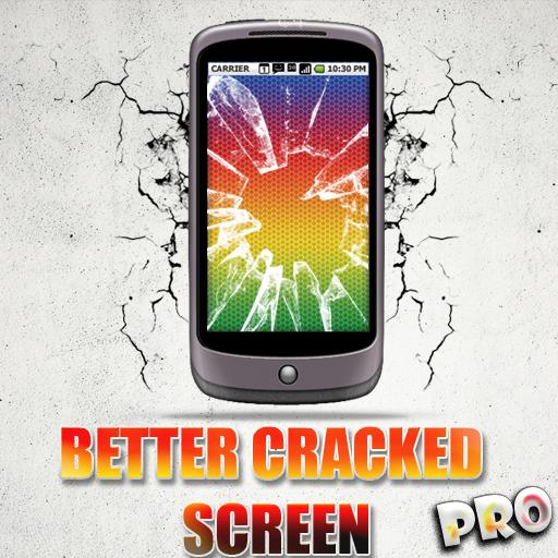 Better Cracked Screen PRO