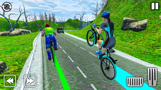 Light Bike Fearless BMX Racing Rider 2.2 screenshots 1