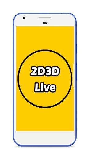 2D3D Live  Screenshots 1