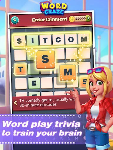 Word Craze - Trivia crosswords to keep you sharp 2.8 screenshots 8