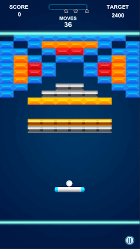 brick breaker ™ arcade screenshot 1