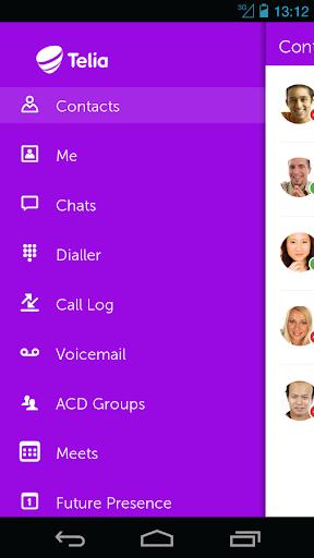 Telia VIP android2mod screenshots 1