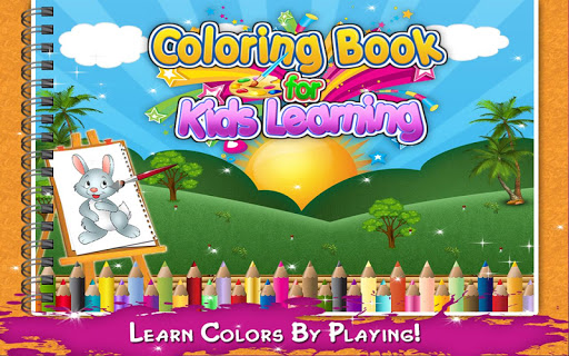Coloring Book - Drawing Pages for Kids apkpoly screenshots 1