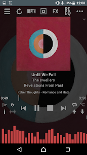 T Music Player (Temple Player) + RE Equalizer v1.4.9 [Paid] 4