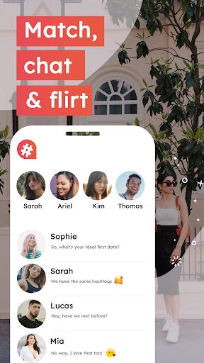 #Dating u2013 Free dating app to match, chat & flirt  Screenshots 2