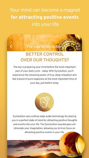 Synctuition - MindSpa, Meditation, Sleep & Calm apktram screenshots 2