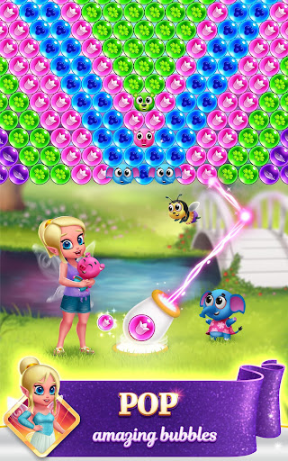 Princess Alice - Bubble Shooter Game 2.2 screenshots 19