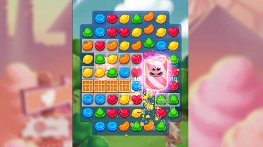 Lollipop & Marshmallow Match3  screenshots 15