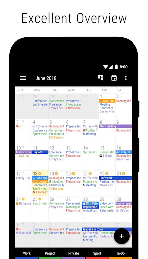Download APK: Business Calendar 2 Pro・Agenda, Planner & Widgets v2.42.1 Play Store Pro [Paid]