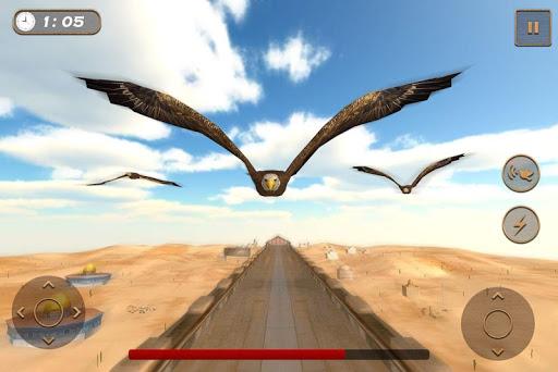 Bird Racing Simulator: Eagle Race Game apkdebit screenshots 1
