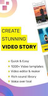 Social Media Post Maker - Make Social Videos 28.0 Screenshots 1