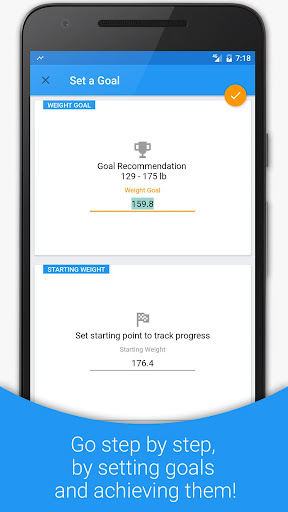 BMI and Weight Tracker 3.8.5 Screenshots 3