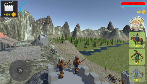 Medieval War  screenshots 1
