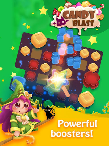 Candy Blast - 2020 Free Match 3 Games apkpoly screenshots 8