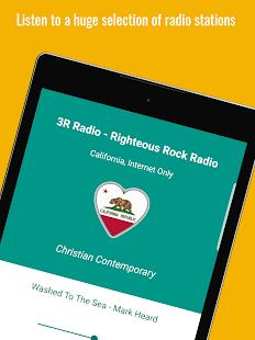 California Radio Stations
