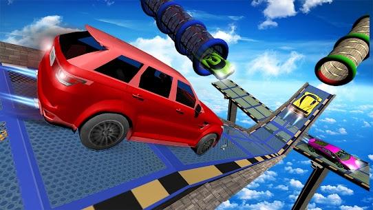 Impossible Tracks Car Stunts-Ramp Stunt Racing 3d 7