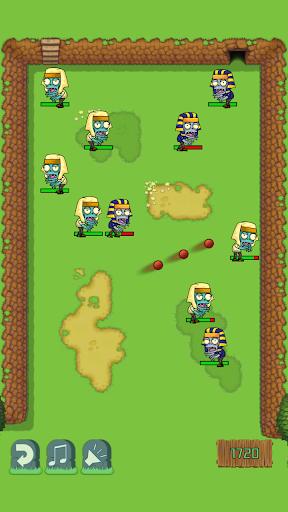 Ballz vs Zombies, zap a zombie  screenshots 6