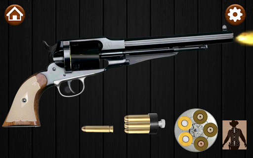 eWeaponsu2122 Revolver Gun Sim Guns screenshots 4