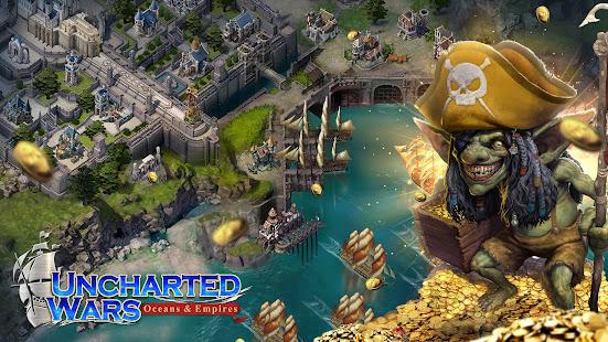 Uncharted Wars: Oceans & Empires 2.0.3 screenshots 1