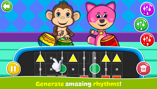 Musical Game for Kids android2mod screenshots 4