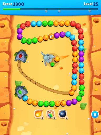 Marble Wild Friends - Shoot & Blast Marbles  screenshots 13