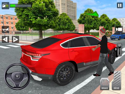 City Taxi Driving: Fun 3D Car Driver Simulator  Screenshots 19