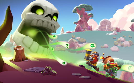 Pocket Legion: Roguelike Battle 0.2.74 screenshots 17
