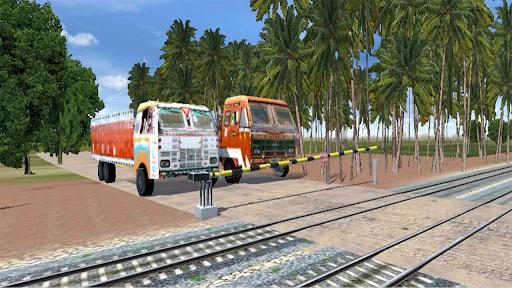 Indian Railway Train Simulator 2022 apklade screenshots 1