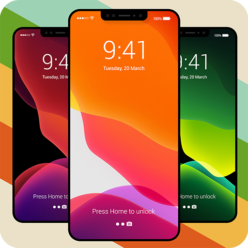 Wallpaper For Iphone 12 Pro Ios 14 4k Wallpaper Apps On Google Play