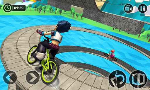 Fearless BMX Rider 2019 screenshots 2