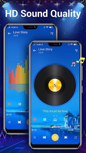 Music Player - 10 Bands Equalizer MP3 Player apktram screenshots 5