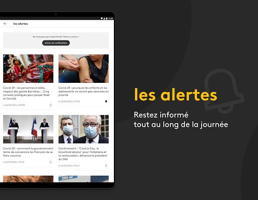 franceinfo : actualitu00e9s et info en direct 7.3.0 Screenshots 7